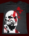 Sexy Kratos t-shirt