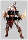 Kratos and his brother from the same mother are not friends.