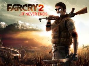 Far Cry 2 - beyond boring