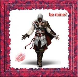 A Valentine for Ezio