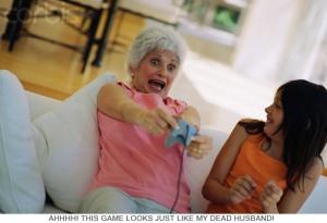 Don't let Grandma near an N64