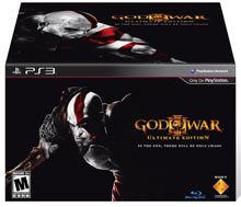 god of war - ultimate edition