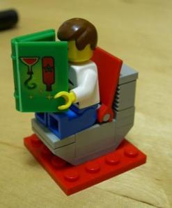 Lego's Quality Assurance Department
