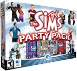 the sims party pack