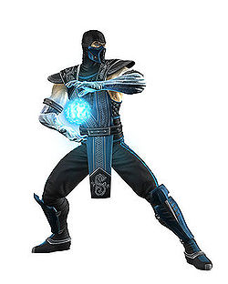 sub zero is gonna get you