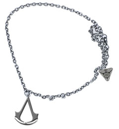 assasin's creed necklace