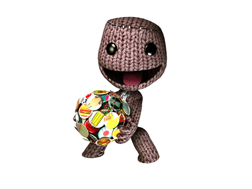 screenshots from littlebigplanet 2