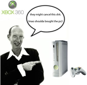 xbox 360: possibly cancelled?