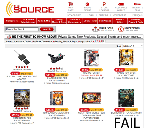 the source circuit city fail