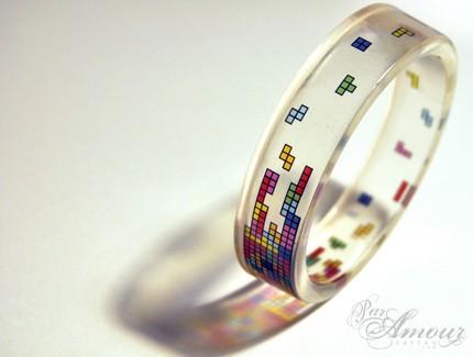 tetris bracelet