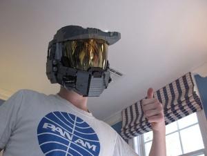 lego helmet halo
