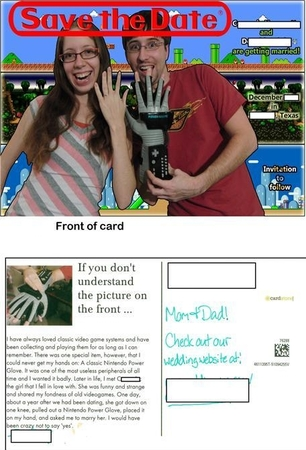 nintendo power glove proposal