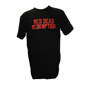 red dead redemption tshirt