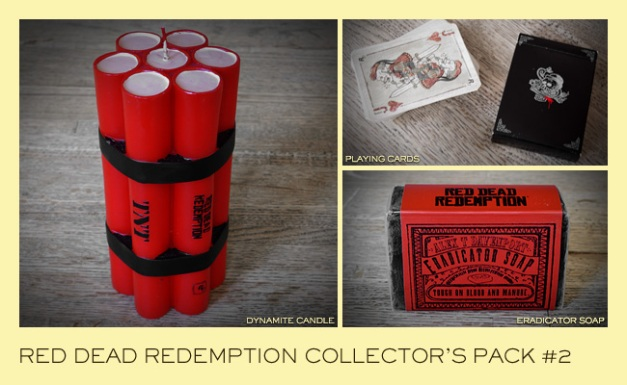 red dead redemption merch